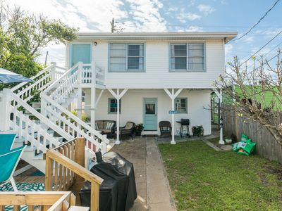 Photo for Cozy getaway w/ shared gas grill & Gulf views - one block from the beach