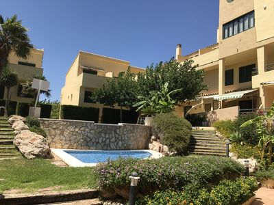 Photo for Townhouse in Javea with 3 bedrooms