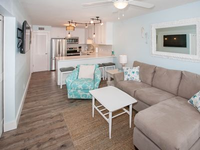 Photo for Across from the Beach Retreat - Cozy, Modern 1Br/1Ba in Gulf Shores😎🌊🏖️