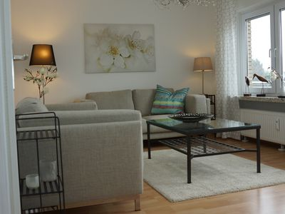 Photo for Close to the beach apartment to relax with large roof terrace, free Wi-Fi