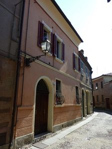 "Photo for BRIGHT APARTMENT IN THE HISTORIC HEART OF FERRARA ""NASO DI LEGNO"""