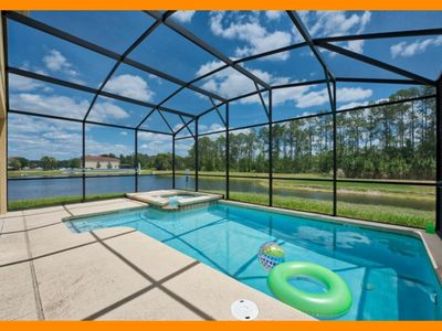 Photo for Paradise Palms Resort 17 - 5 miles from Disney with private pool & game room