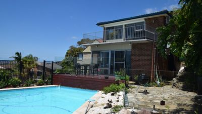 Photo for Two story self contained Apartment with ocean views