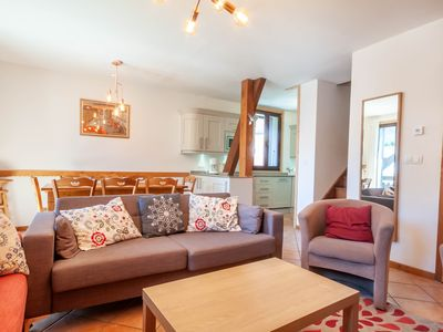 Photo for CHAMOIS D'OR 1 - Three Bedroom Apartment, Sleeps 8