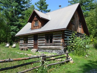 Photo for Beautiful Log Home on 2 Acres