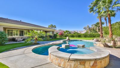 Photo for Tranquility Awaits in this 5 Bedroom Paradise w/Pool & Separate Casita