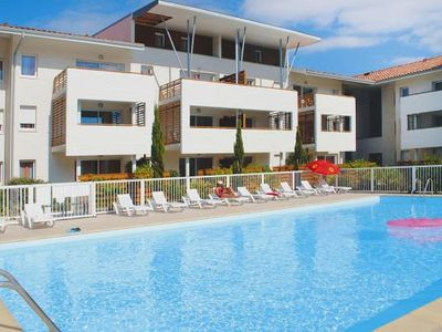 Photo for Residence Les Terrasses de l'Océan, Moliets  in Landes - 6 persons, 2 bedrooms