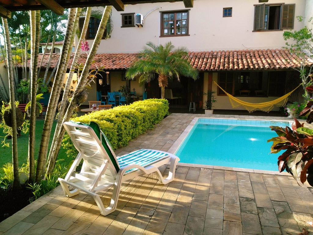 Beautiful house with pool and 4 bedrooms sao cristovao for Houses with 4 bedrooms and a pool