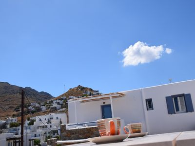 Photo for SERIFOS Cyclades SEAVIEW (2) MODERN HOUSE