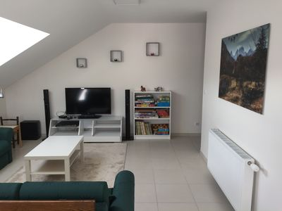 Photo for Bright T4 7 minutes walk from the city center and 10 minutes from Pra-Loup