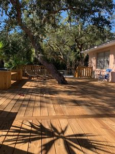 Photo for Surfside Beach House Steps to Intercoastal and Ocean for 6 **Pet Friendly