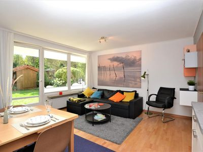 Photo for Ideal for families! Apartment for 4 persons, extra bed possible.