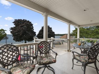 Photo for 2BR Apartment Vacation Rental in Lake Geneva, Wisconsin
