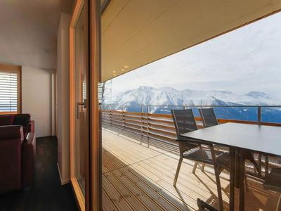 Photo for Apartment Apartmenthaus Riederhoru A 1. OG Ost in Riederalp - 6 persons, 2 bedrooms