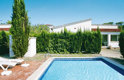Photo for Vacation home in Playa de Pals, Costa Brava - 6 persons, 3 bedrooms