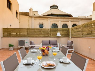 Photo for 1BR Apartment Vacation Rental in Mataro, Catalunya