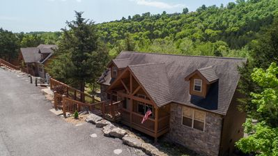 Photo for Dakota Lodge-2 bedroom, 2 bath lodge located at Stonebridge Resort-Sleeps 6