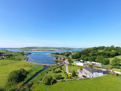 Photo for Elegant escape by the sea, on the West Coast of Ireland