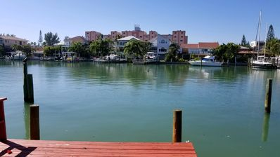 Photo for Private Charming Waterfront House - Walk To Beautiful Sunset Beach