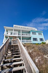 Photo for Gulf Front, 3rd Level Condo, Elevator, Near Shops and Restaurants- 30A