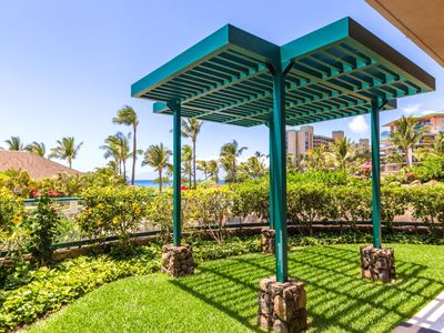 Photo for K B M Hawaii: Ocean Views, Private BBQ & Path To Pool! 3 Bedroom, FREE car! Oct, Dec, Jan Specials From only $479!