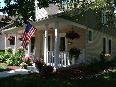 Photo for 3 BR Cottage Home - Great for Hope College/Tulip Time Visitors