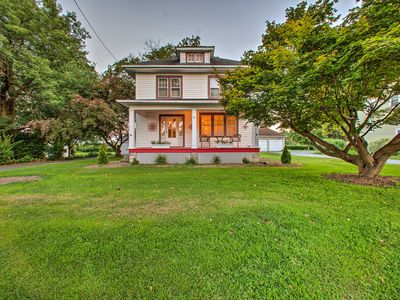 Photo for Whimsical Lancaster House w/Porch Near Amish Farm!
