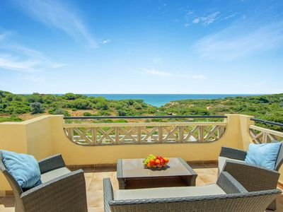 Photo for Villa Coelha - secluded villa near the beach with amazing sea views! WiFi & AC