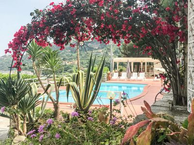 Photo for Vacation home Villaggio del Sole (VMA259) in Ventimiglia - 12 persons, 3 bedrooms