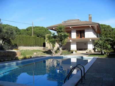 Photo for Vila in Puig Sec with private swimming pool and large garden