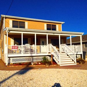 Photo for Gorgeous ocean-block and newly renovated beach house with ample amenities