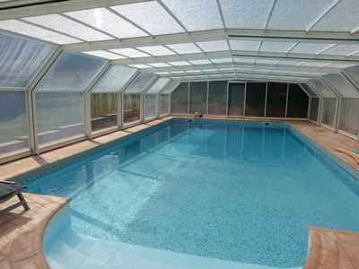Photo for Guest house with heated swimming pool and Jacuzzi, in quiet hamlet.