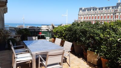 Photo for Exceptional location in Biarritz