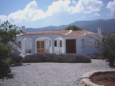 Photo for Villa with Private Pool with Spectacular Mountain Views