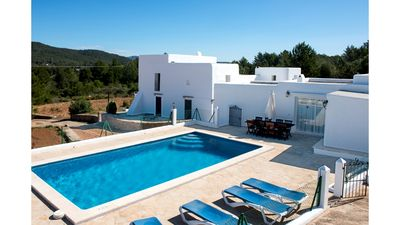 Photo for Villa Can Reiet is a lovely finca with private pool and tennis court.