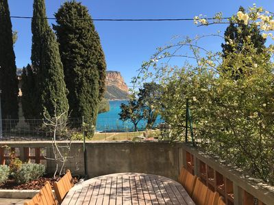 Photo for 3BR Apartment Vacation Rental in Cassis, Provence-Alpes-Côte d'Azur