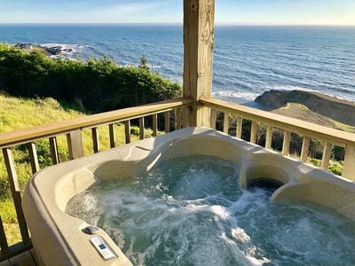 Photo for Incredible Ocean View, Shelter Cove, Oceanfront!