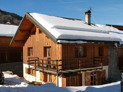 Photo for Charming Self Catering Ski in Chalet  -  unexpected free 7 - 9 feb  so  discount