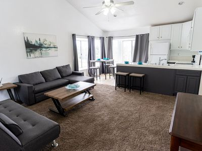 Photo for Clean/sanitary Private 1BR/1BT Getaway