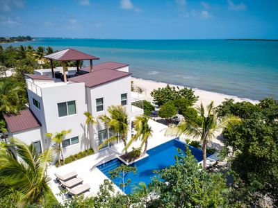 Photo for Belize Villa #7 Ocean Oasis