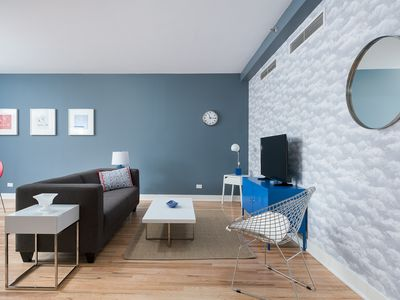 Photo for Colorful 1BR in Downtown Montréal by Sonder