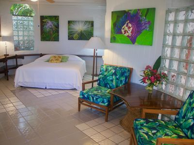 Photo for 1BR Apartment Vacation Rental in Cruz Bay, St. John