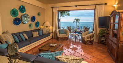Photo for 2BD Condo for rent in Conchas Chinas, Puerto vallarta