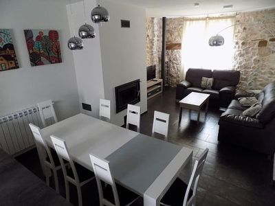 Photo for Rural House Fuentevieja de Tejada for 11 people