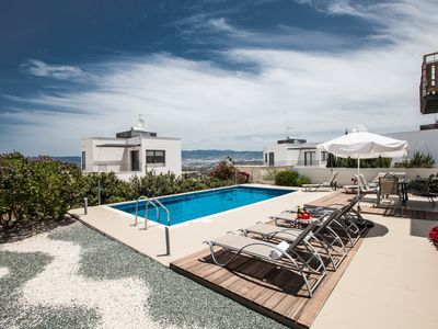 Photo for Villa Jenny, Modern 3BDR Latchi Villa with Pool and Stunning Views