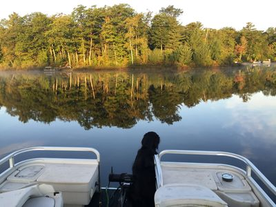 Photo for Family and pet-friendly Lakeside Lodge, close to the best of the Northwoods!