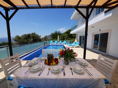 Photo for 4 Bedrooms Secluded Villa Asma