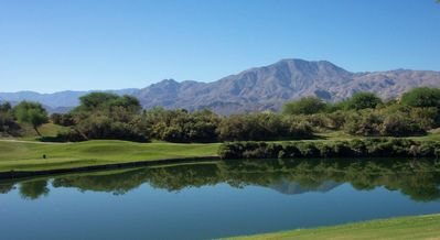 View of Santa Rosa Mountains from PATIO