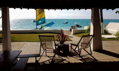 Photo for House on the beach of Barra Grande in Alagoas Brazil