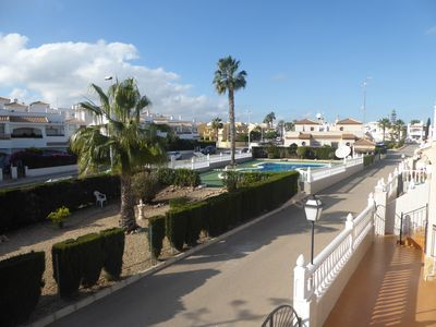 Photo for Well furnished house in lovely holiday location. Pool and sea view
